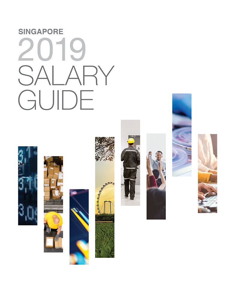 Salary Guides | Kelly Services Singapore